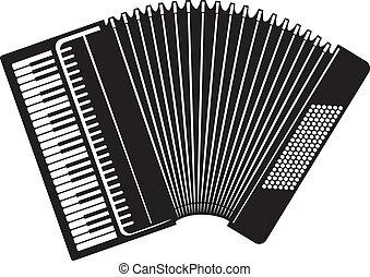 klassiek, accordeon