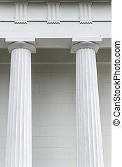 klassiek, kolommen