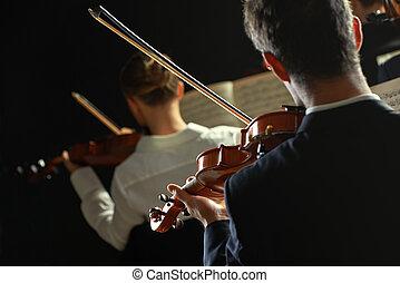 klassiek, music:, concert