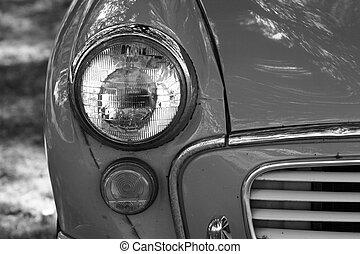 klassieke auto, 2