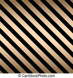 klassisch, diagonale linien, muster, auf, black., vektor,...
