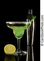 klassisch, margarita, cocktail
