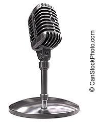klassisch, mikrophon