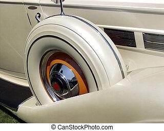 klassisches auto