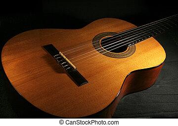 klassisk gitarr