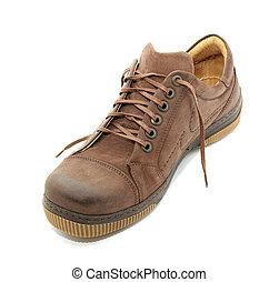 klassisk, sko