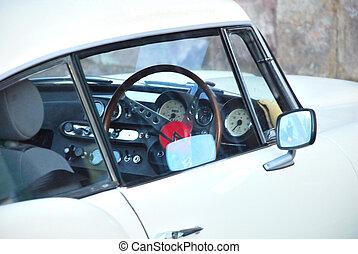 klassisk sport, automobilen