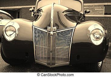klassisk vogn