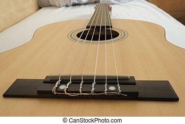 klasszikus gitár