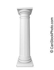 klasyczny, kolumna