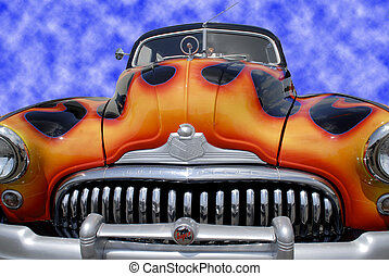 klasyczny wóz