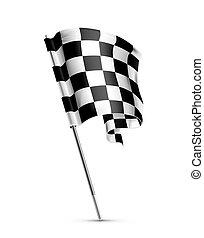 klatkowa bandera