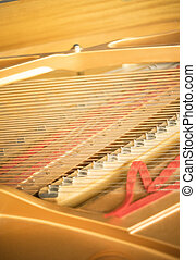klavier, cconert, bezug, großartig
