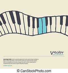 klavier gibt, sketch.