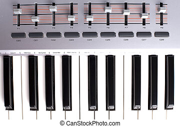 klavier, midi