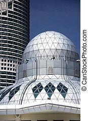 klcc, meczet, kopuła