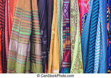 kleding, winkel