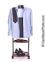 kleding, zakelijk