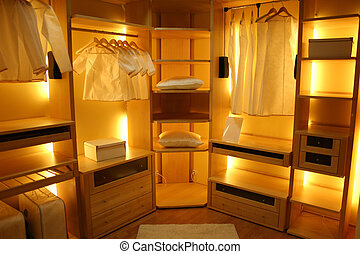 kleedkamer