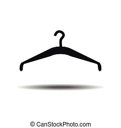 Kleiderbügel clipart  Clipart Vektor von kleiderbügel csp37048755 - Suche Illustrationen ...