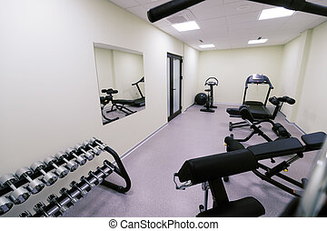 kleine, affordable, gym, thuis