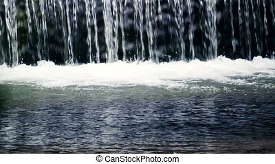 kleine, waterval
