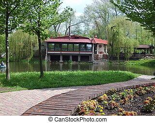 Beautiful Kleines Haus Am See Contemporary - Best Einrichtungs ...