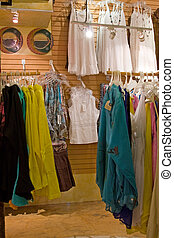 kleinhandelswinkel, shoppen