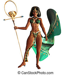kleopatra, vii