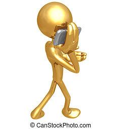 klesten, cellphone