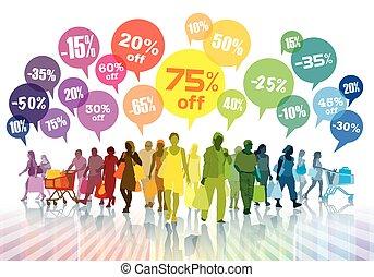 klesten, en, shoppen