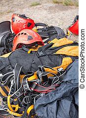 klettern ausrüstung