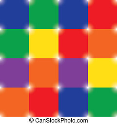 kleur, abstract, achtergrond