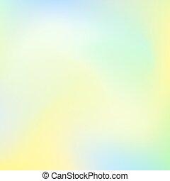 kleur, abstract, achtergrond, verdoezelen
