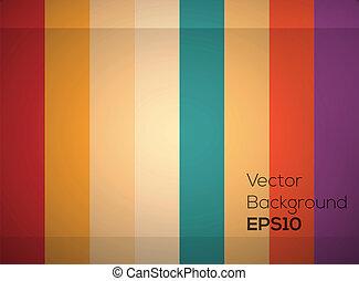 kleur, abstract, lijn, achtergrond