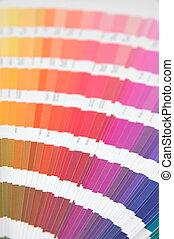 kleur, gids