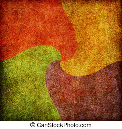 kleur, plein, spiraal, achtergrond, textuur