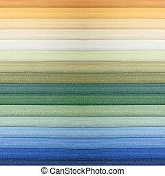 kleur swatch, 2