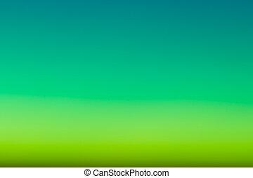 kleuren, spectrum, koel