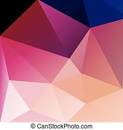 kleurrijke, abstract, achtergrond., ontwerp, mal, informatieboekje , geometrisch