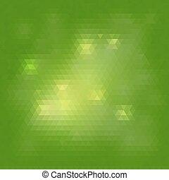 kleurrijke, abstract, geometrisch, backgr