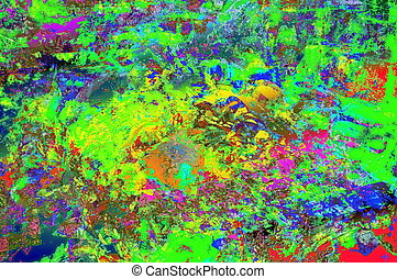 kleurrijke, achtergrond, textuur, abstract