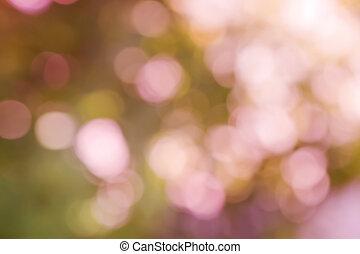 kleurrijke, achtergrond, vaag