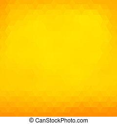 kleurrijke, geometrisch, achtergrond, met, driehoeken