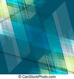 kleurrijke, model, abstract, achtergrond., vector, geometrisch
