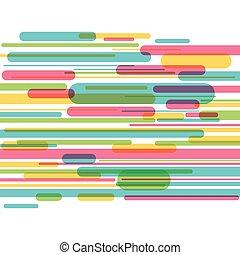 kleurrijke, strepen, achtergrond
