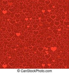 kleurrijke, valentines dag, achtergrond