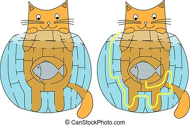 klidný, lačný devítiocasá kočka, poplést
