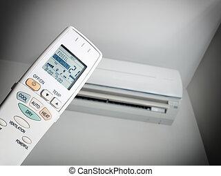 klimaanlage, wahlmöglichkeit