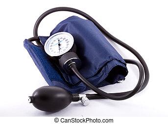 klinisk, sphygmomanometer